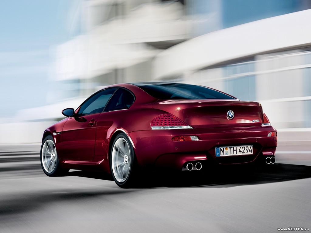 Экстерьер фото BMW M6.