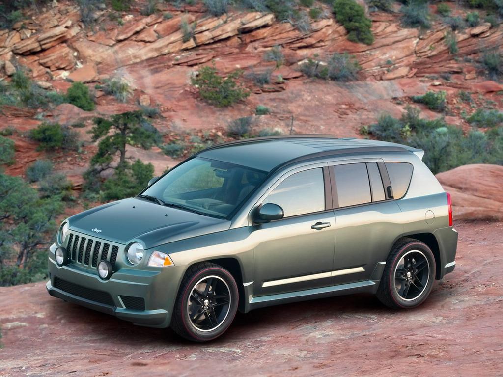 Похожие фото Jeep Compass Al…