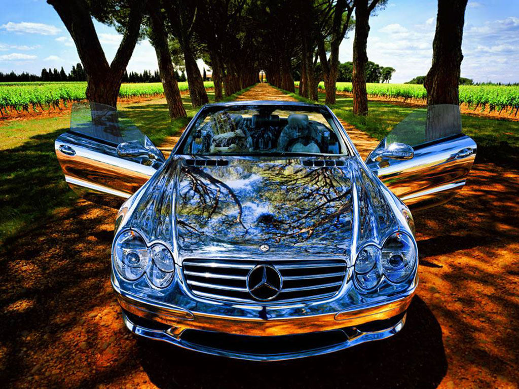 Interior: reminiscing in the mercedes-benz sports car tradition