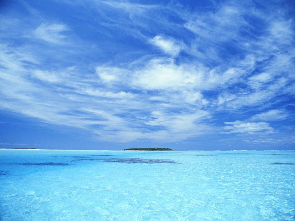 Голубое море скачать картинки