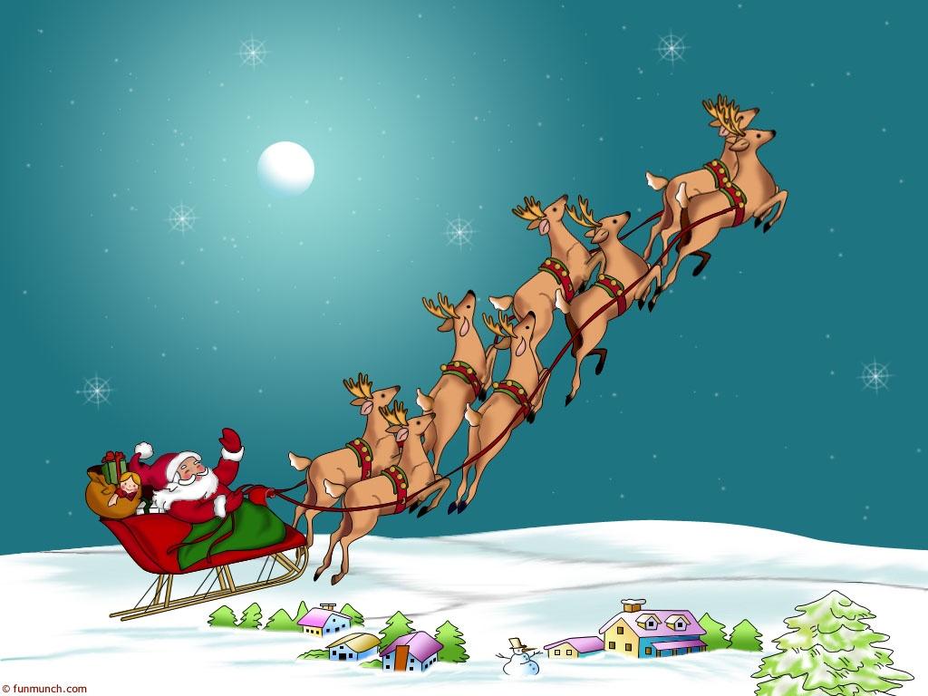 Дед мороз и сани иСобираем станок с
