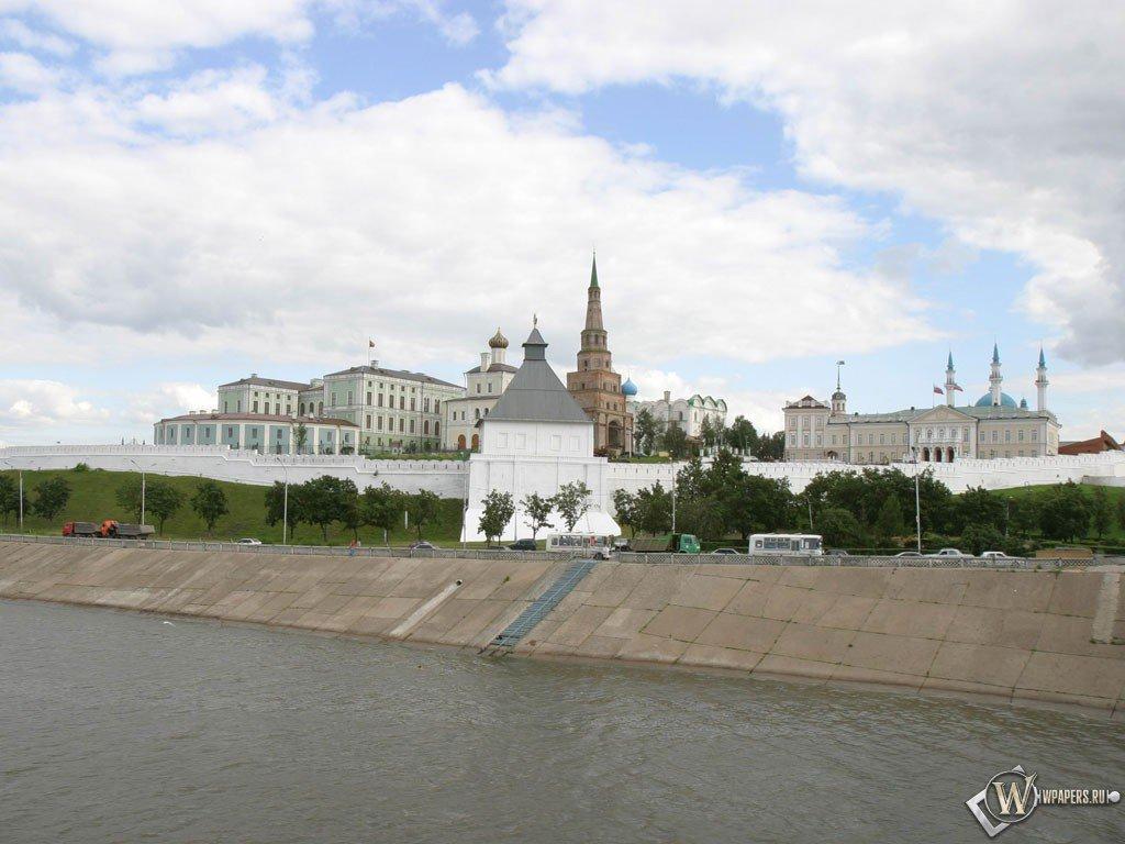 1024х768, 119 Kb) Казанский кремль картинки, фото и скачать картинки