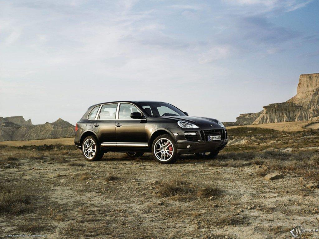 картинки джип в пустыне Porsche …