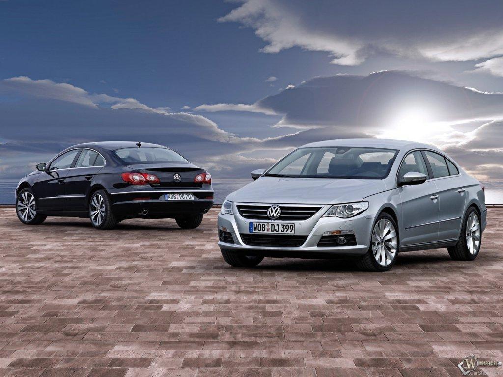 Volkswagen Passat CC фото.