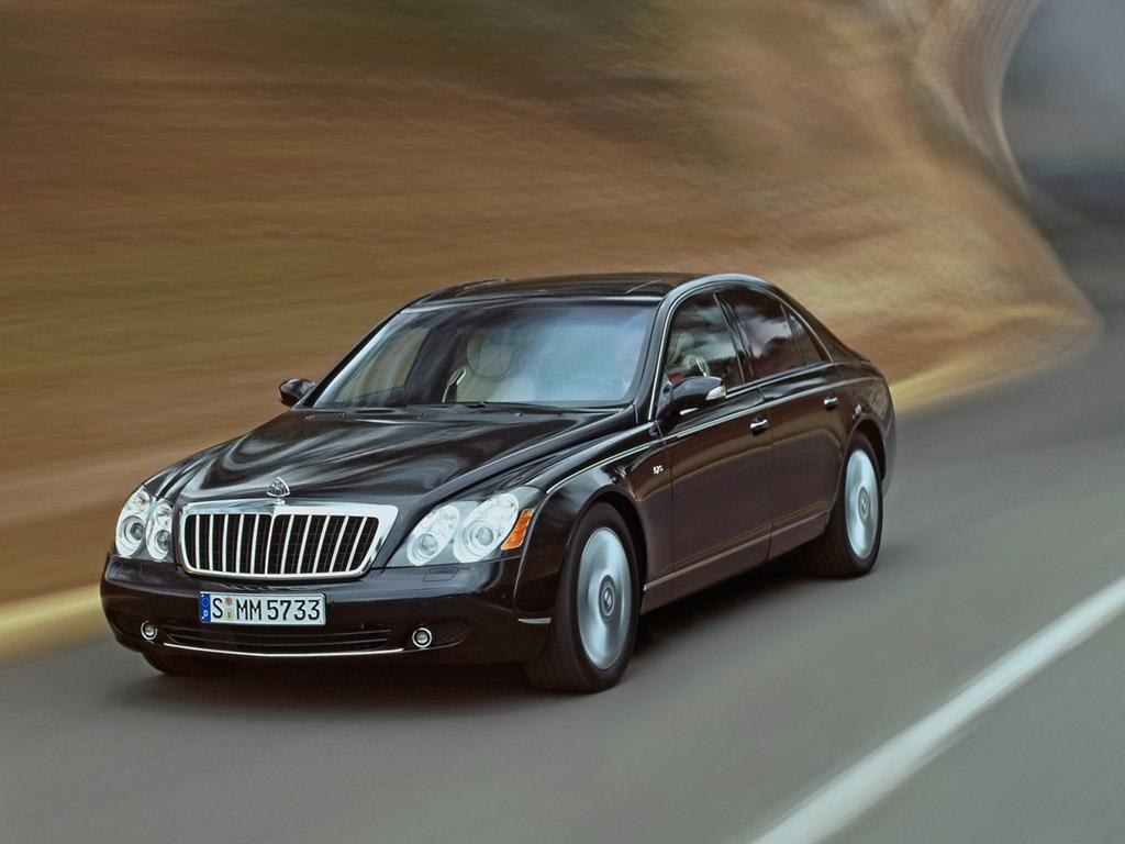 Daimler может ликвидировать марку Mayb…