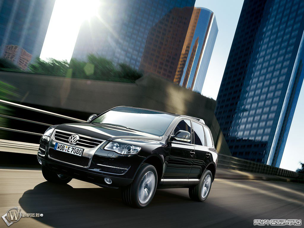 Комплектации Volkswagen Touareg.  «…