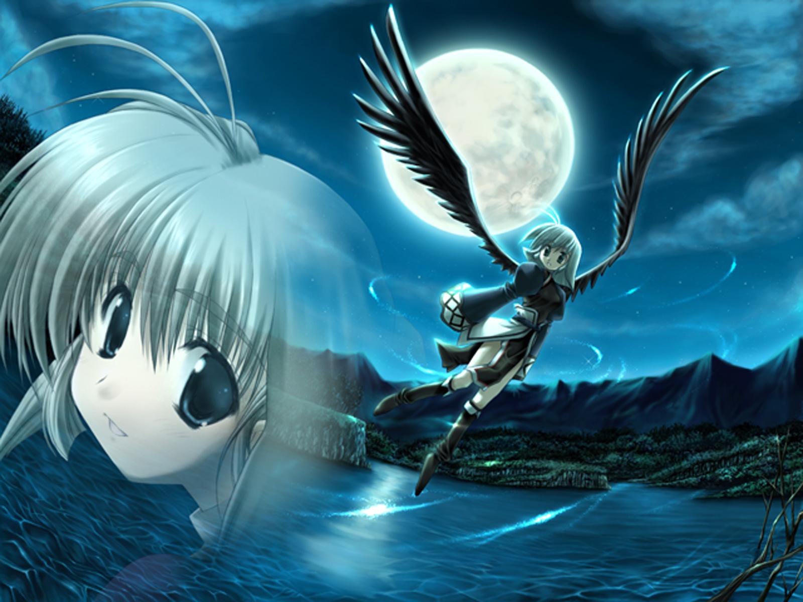 Аниме black angel 2 чёрный ангел 2 скачать
