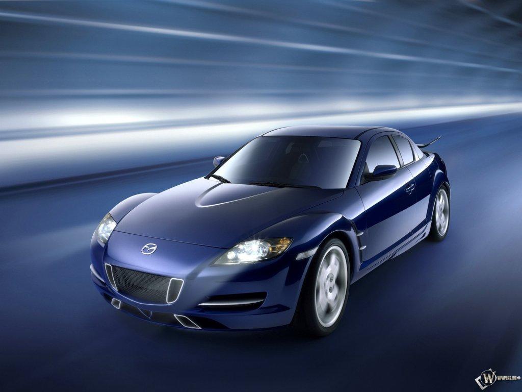 фото: Mazda RX-8.