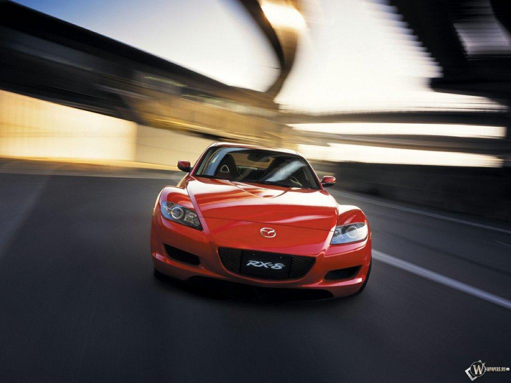 Обои Mazda RX-8: Mazda RX-…
