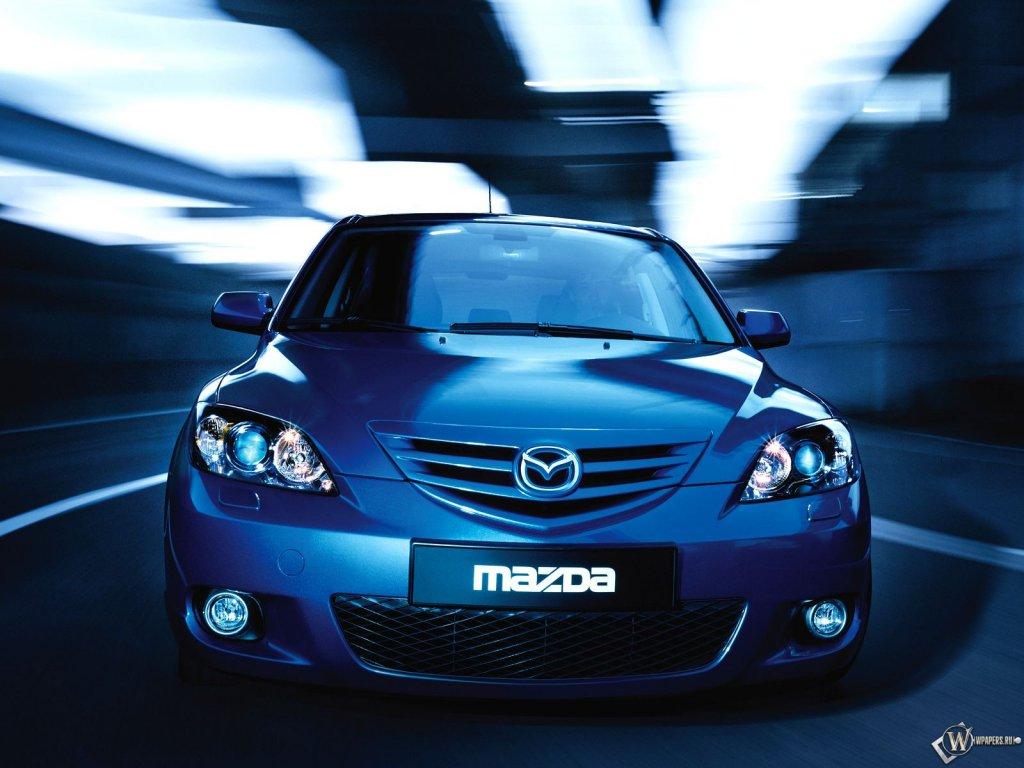 Mazda3 MPS скорость и еще раз скорос…