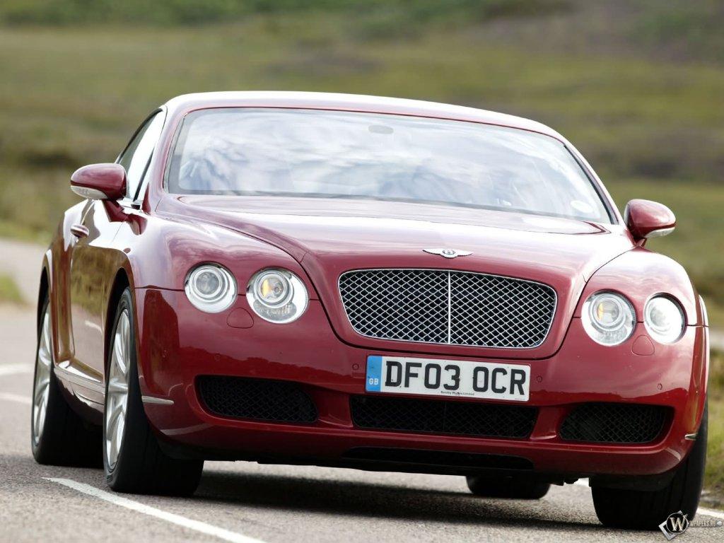 Новенький Bentley (10 фото) « el…