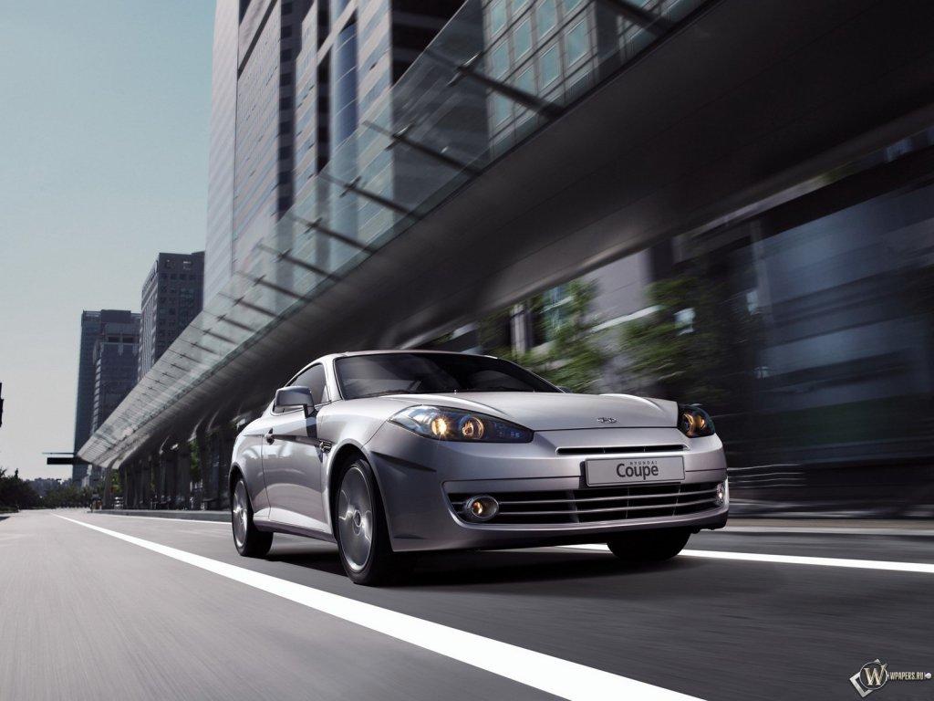 Обои Hyundai Coupe: Coupe, Hyundai…