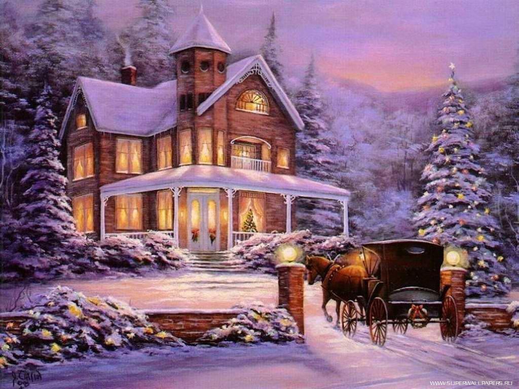 Картинка новорічні картинки і