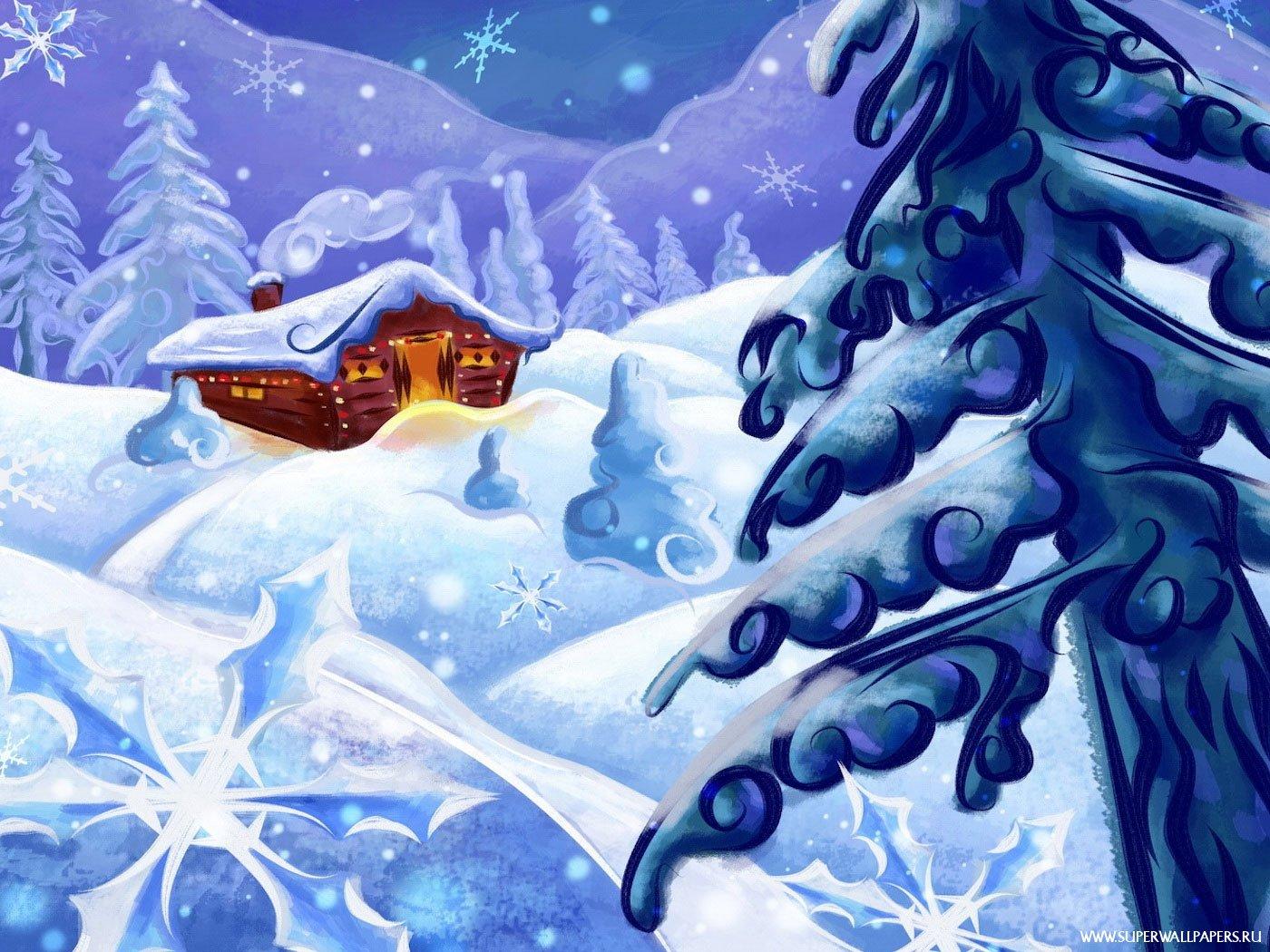 Картинка новорічні картинки на