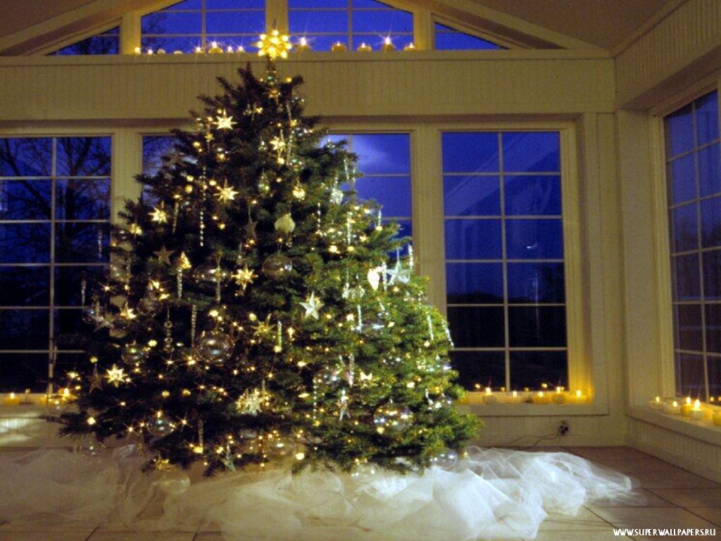 Новий рік красиві шпалери і фото
