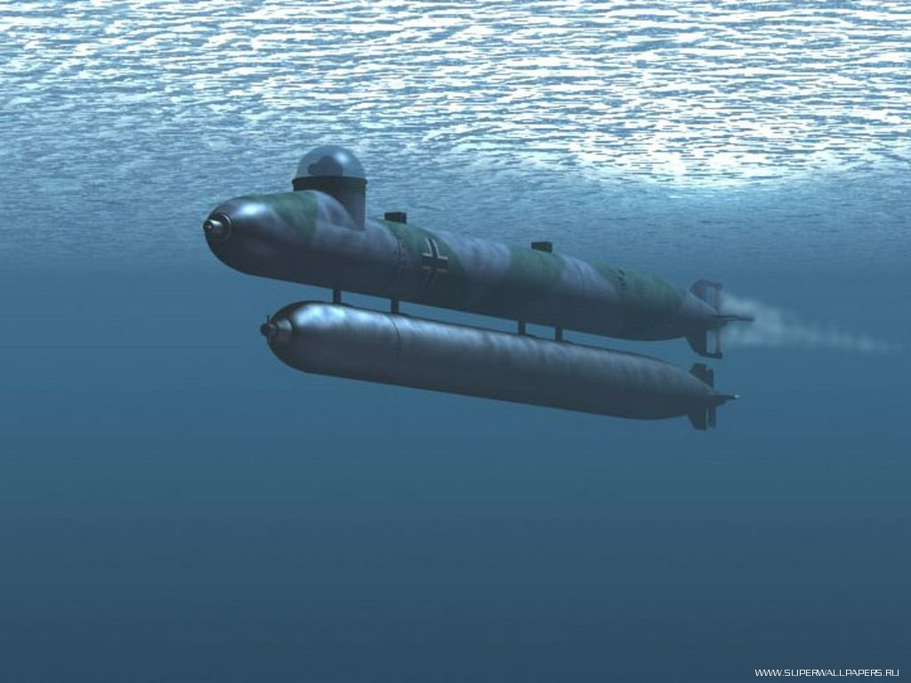 японская атомная лодка