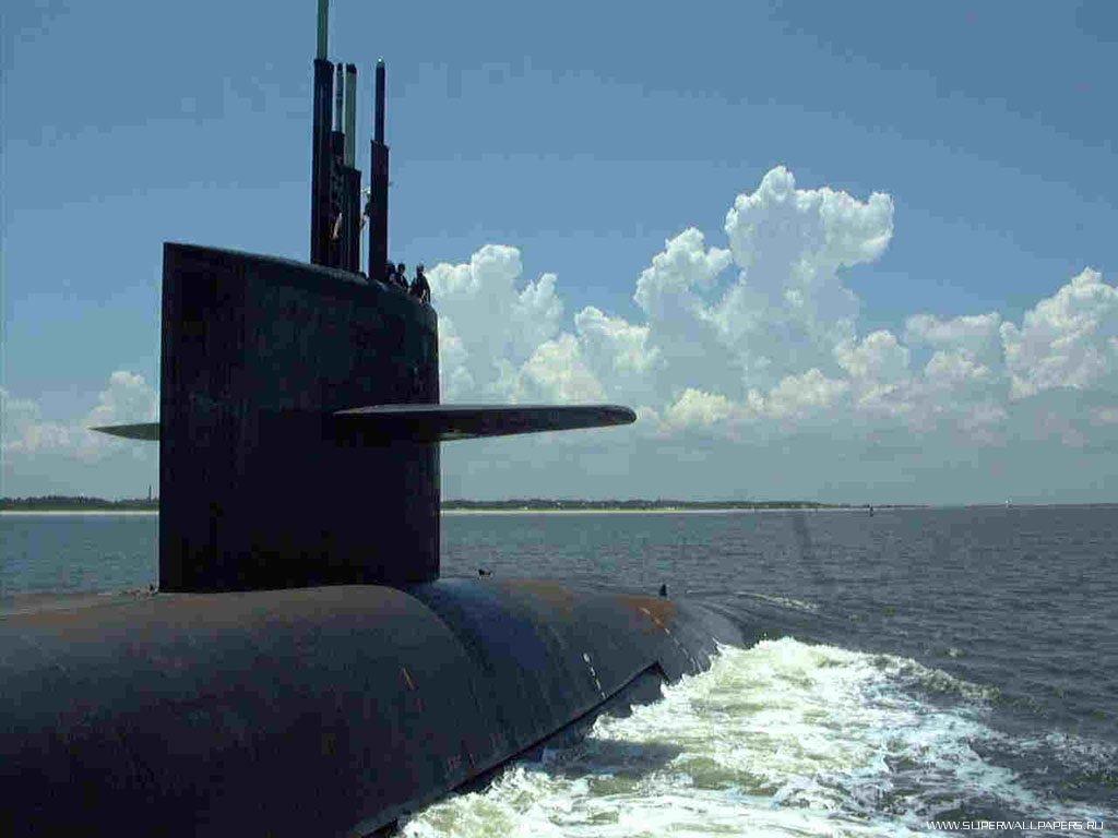 Картинки На Рабочий Стол Подводная Лодка