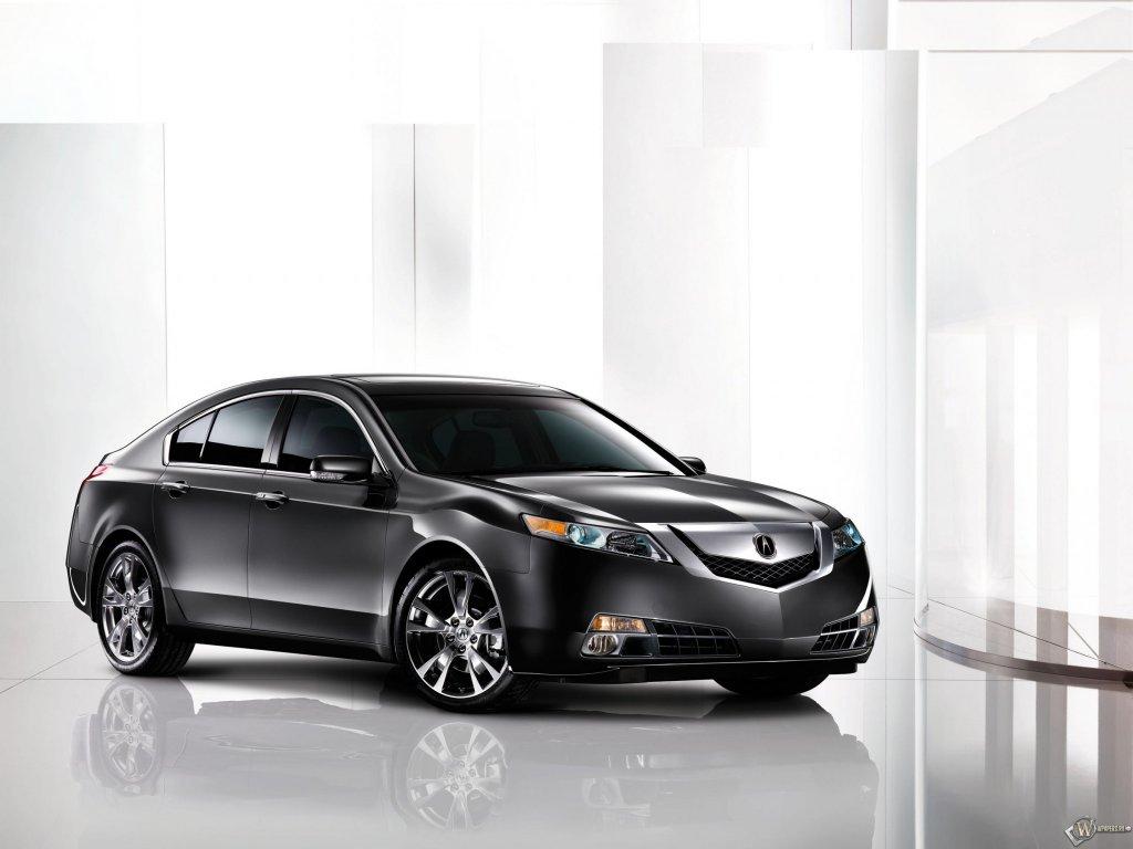 Acura TL 2009 первые официальные ф…