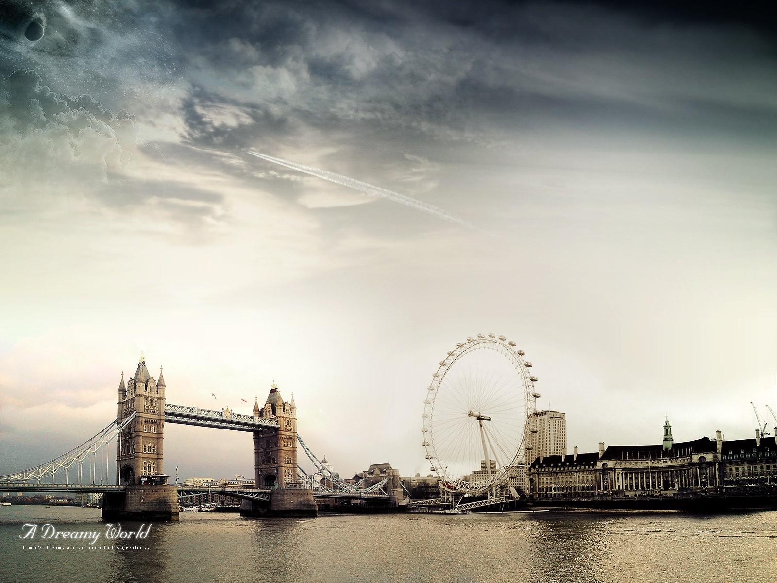 Лондон фото для рабочего стола