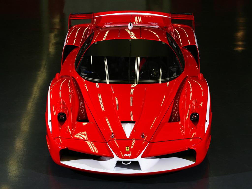 Ferrari FXX фото.