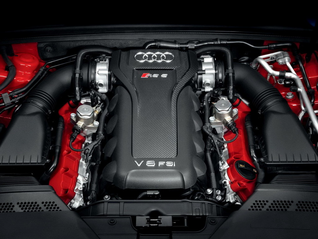 Двигатель ауди картинки