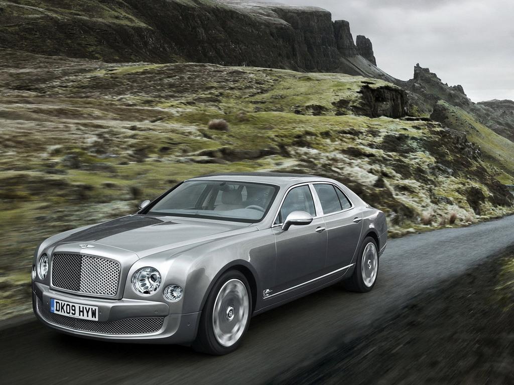 Bentley публикует цены нового Mu…