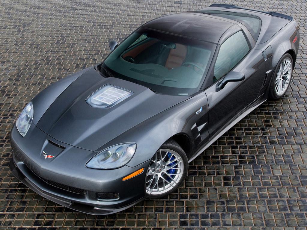 Фотографии Chevrolet Corvette ZR1 Фо…