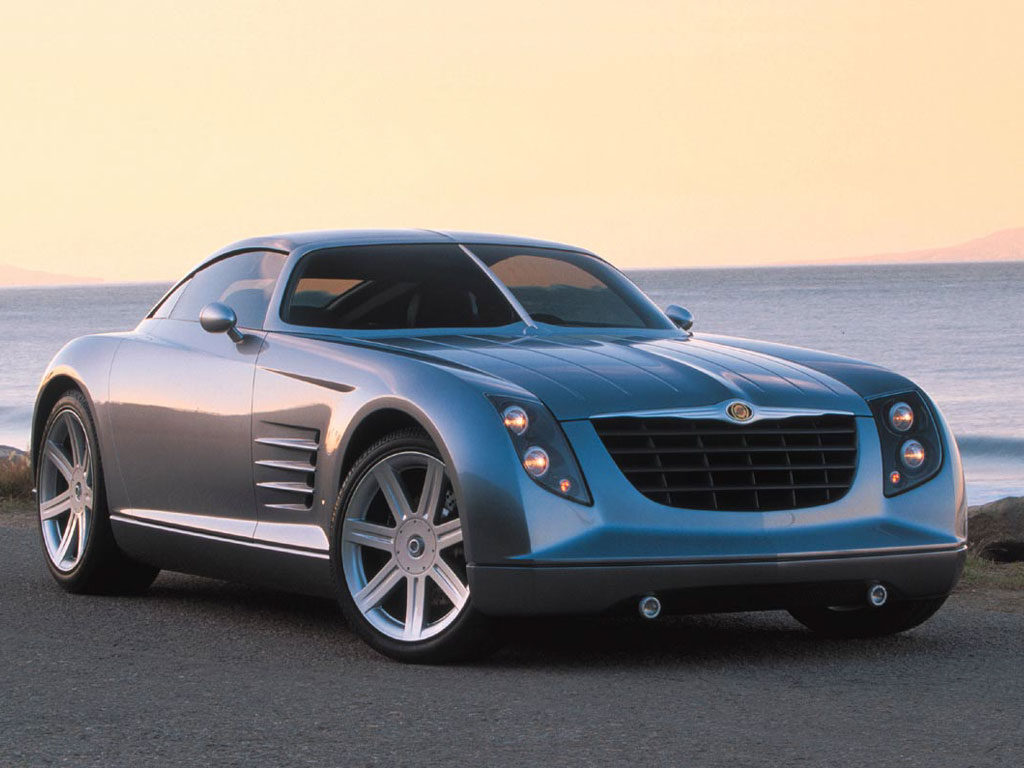 Chrysler Crossfire Concept (Галерея …