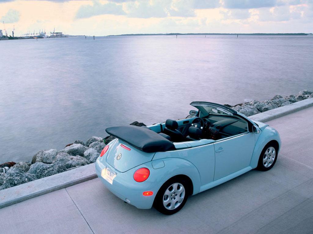 Фото Volkswagen Beetle Convertib…