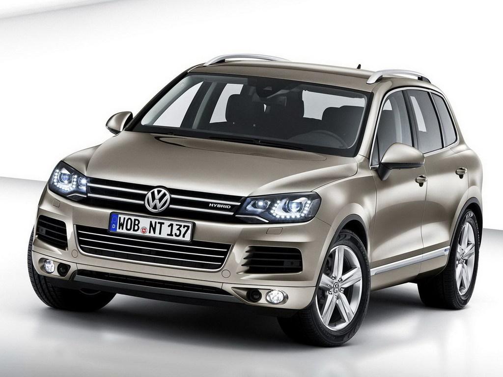 Компания VW представила новый внедорожни…