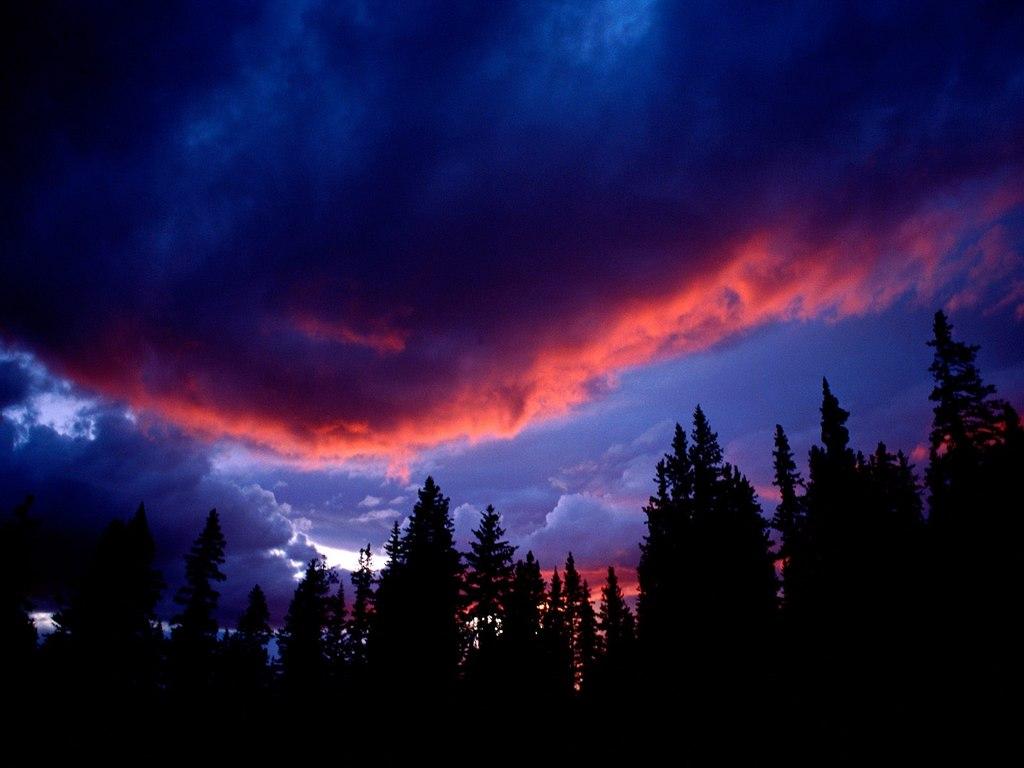 Картинка, Небо красивые обои и фото установить на рабочий стол,34027