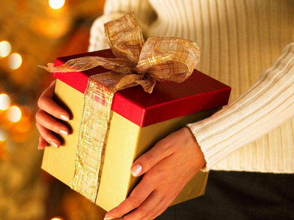 Все о дарениях подарков 124