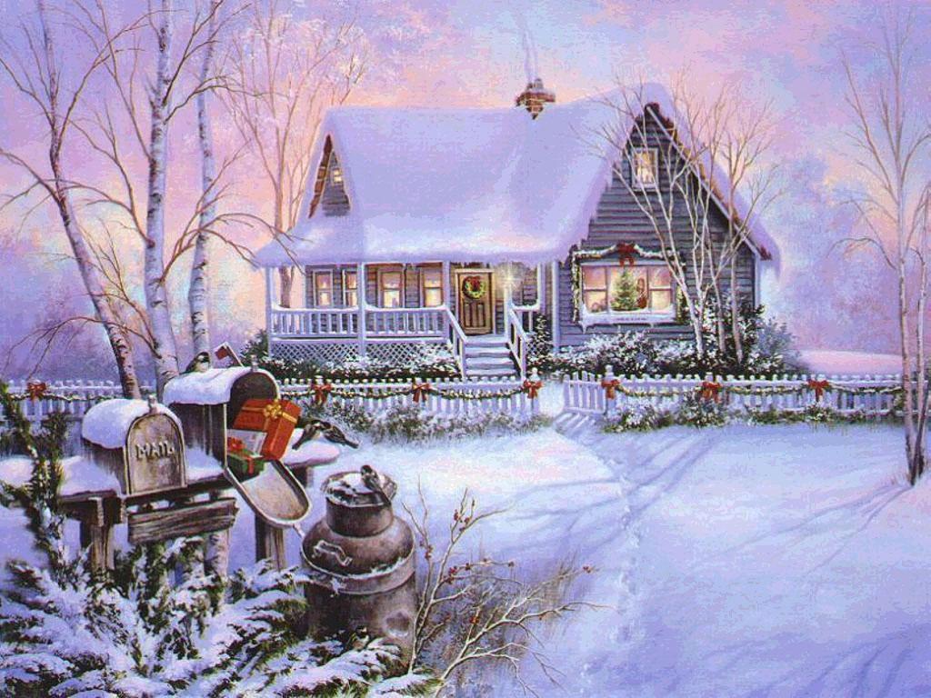 christmas wallpapers and screensavers - photo #19