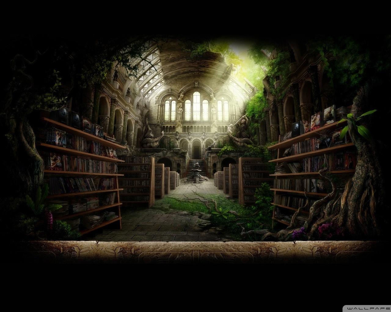 3d-графика, Библиотека картинки и ...: www.wallpage.ru/oboi_3d_grafika_biblioteka-43900.php
