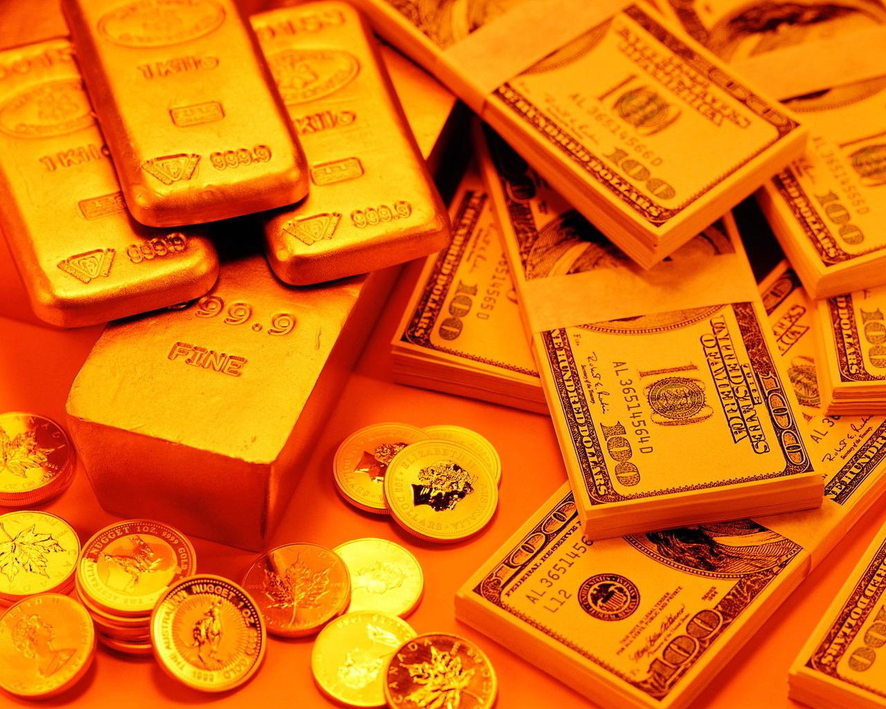 Привлечение денег и богатства на растущую луну сего дня конца