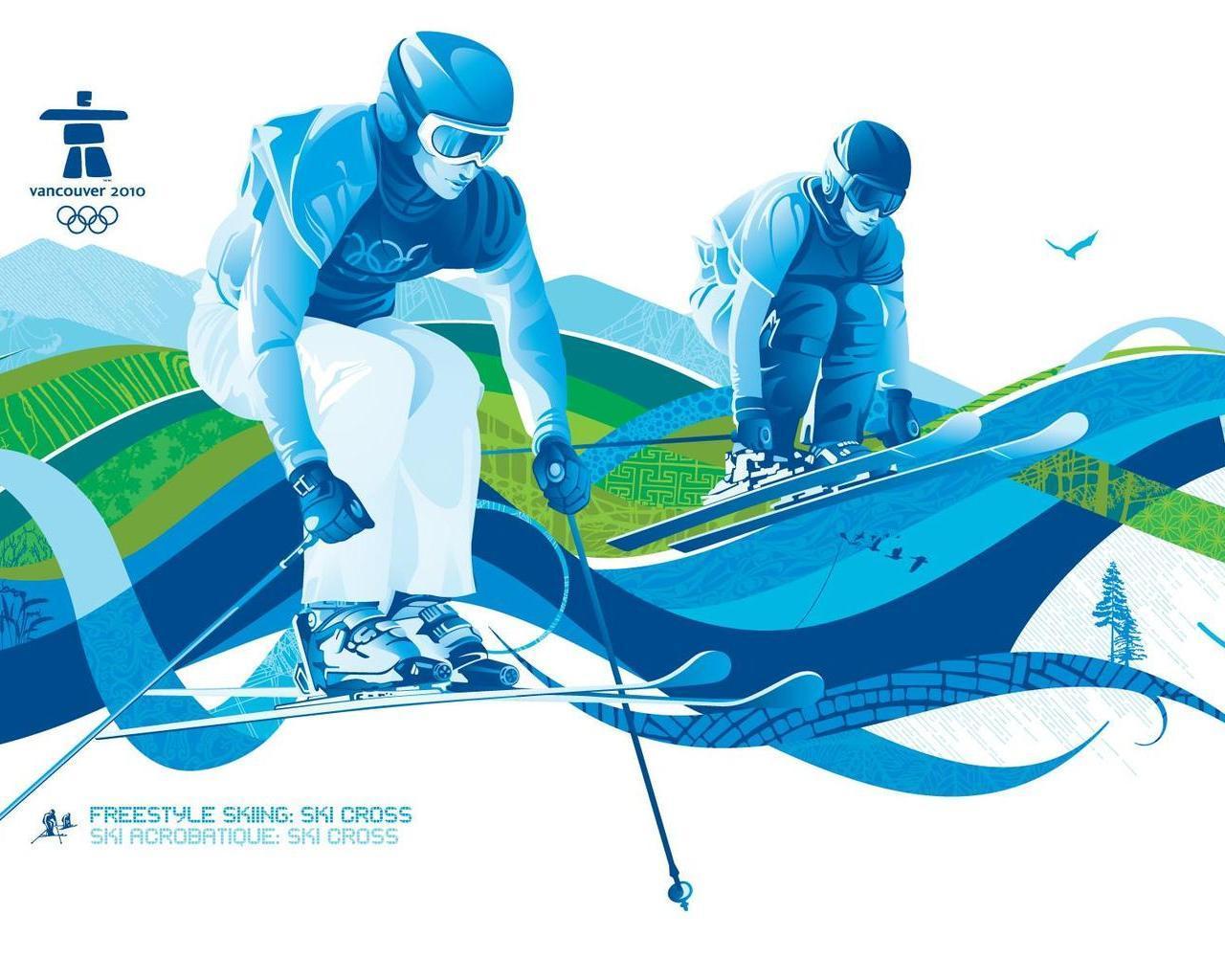 Xxi зимние олимпийские игры обои