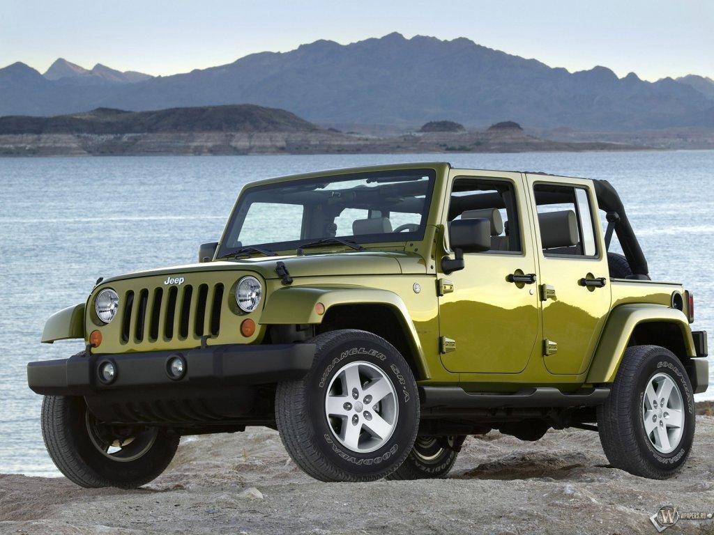 Новые внедорожники Jeep Grand Cherok…