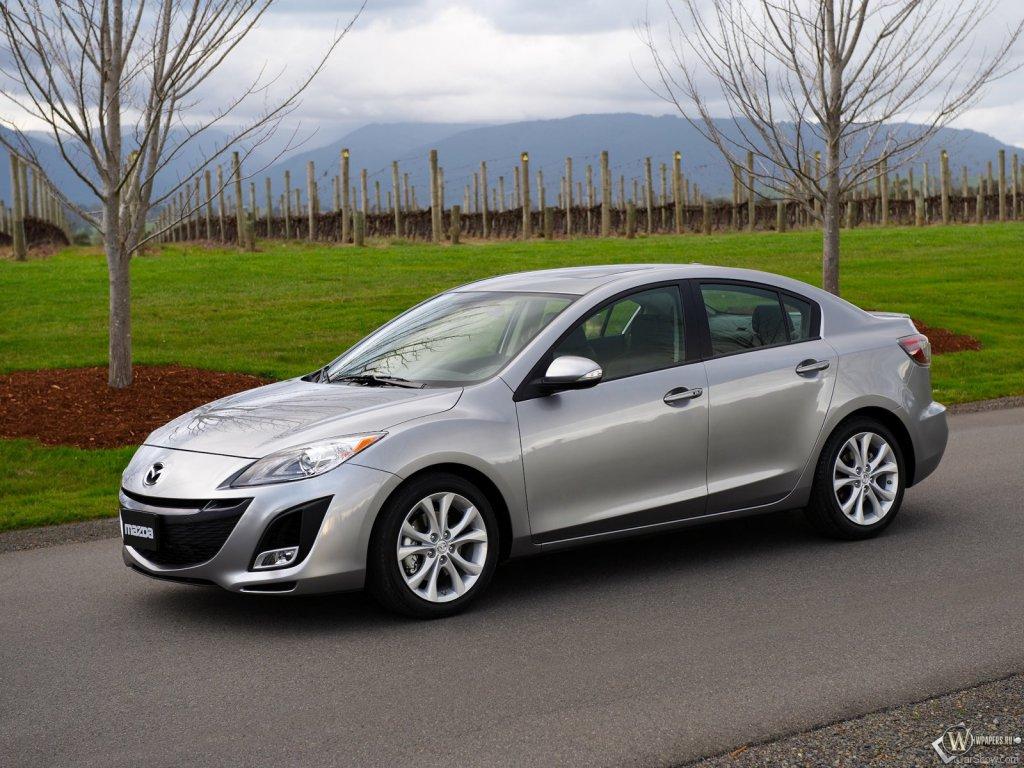 Mazda 3 Sedan = Фото галлерея.