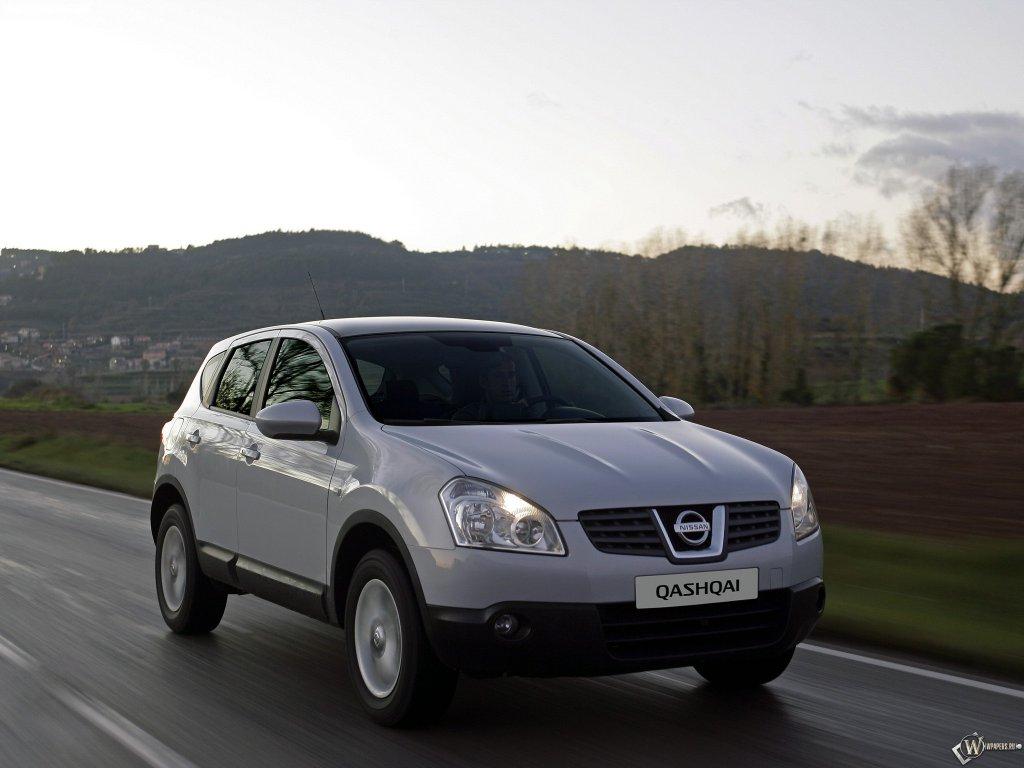 Фото Nissan Qashqai.  Jeepon…