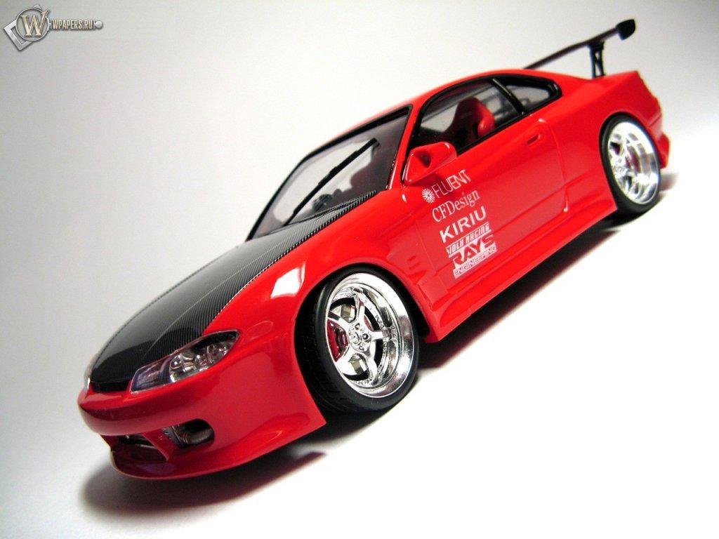 Обои Nissan Silvia S15: Nissan…