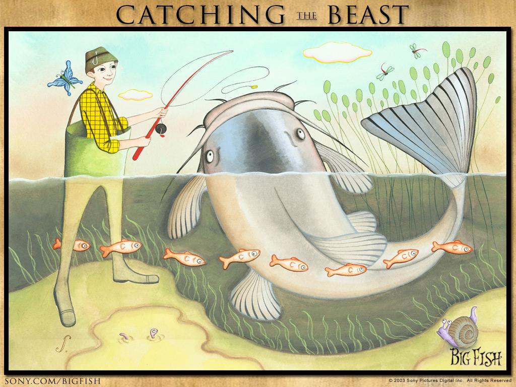 Сказочная рыба картинки 3