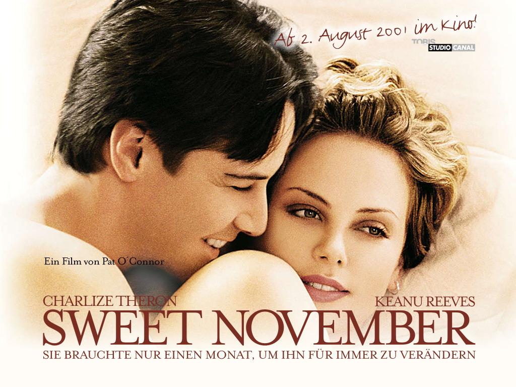 Фильм скачать сладкий ноябрь