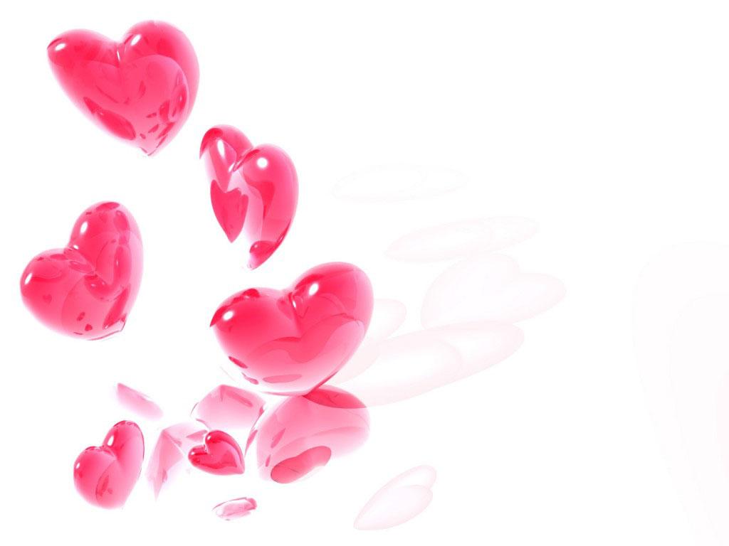 Сердечки картинки и широкоформатные