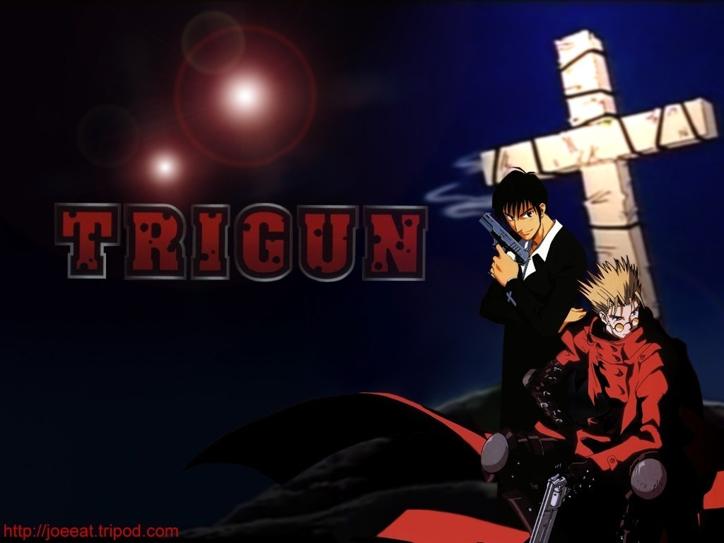 trigun animebox japanese anime - photo #2