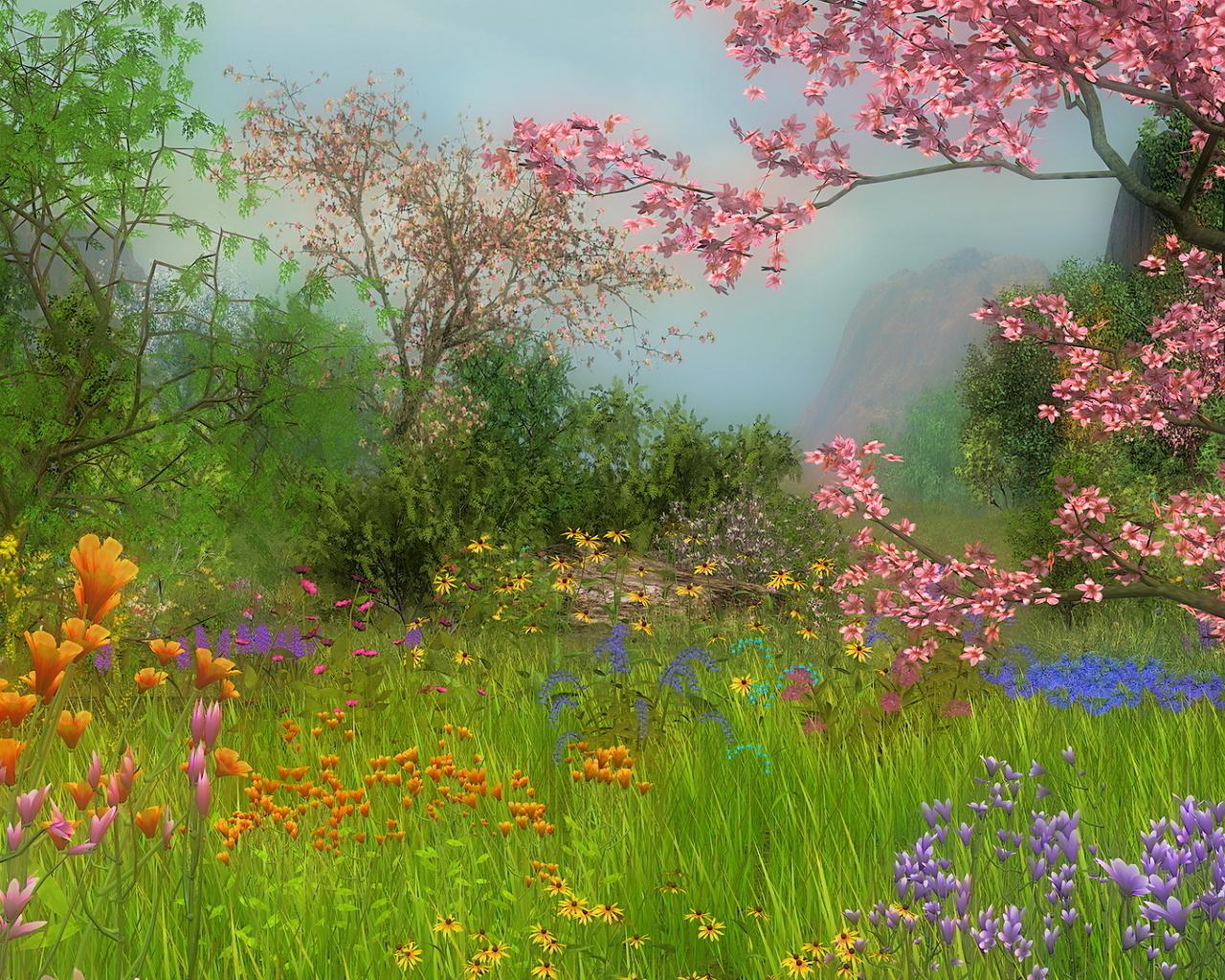 Весна 3d картинки и обои на рабочий ...: www.wallpage.ru/vesna-70401.php