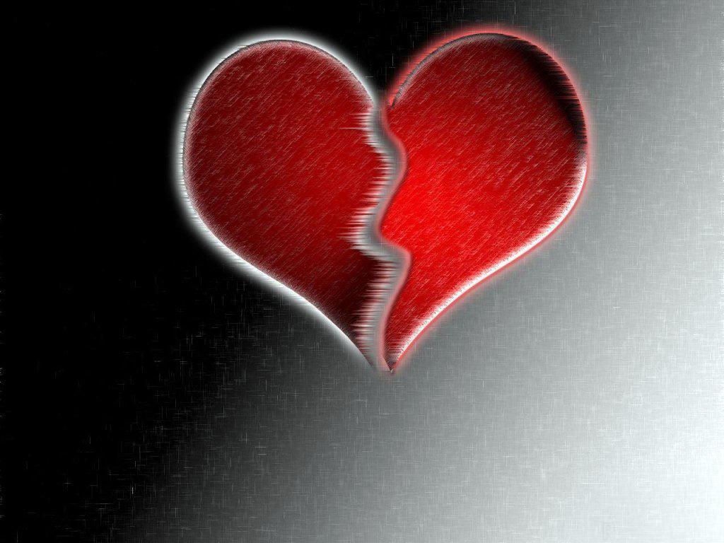 Обои На Рабочий Стол Разбитое Сердце