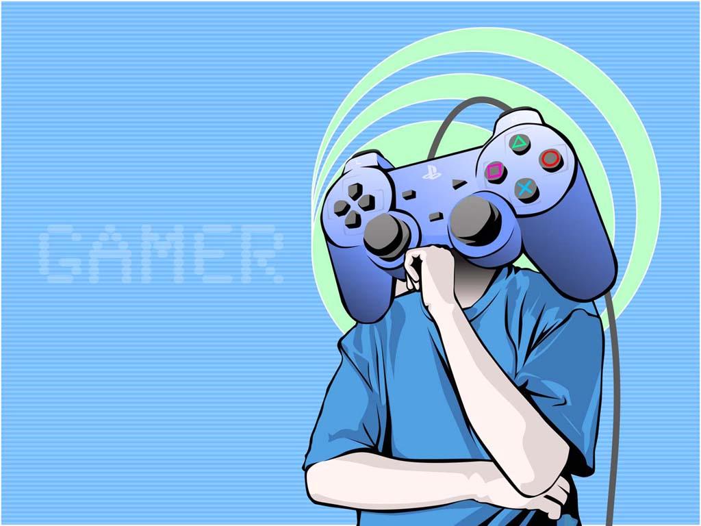 Картинки на рабочий стол геймеры 3