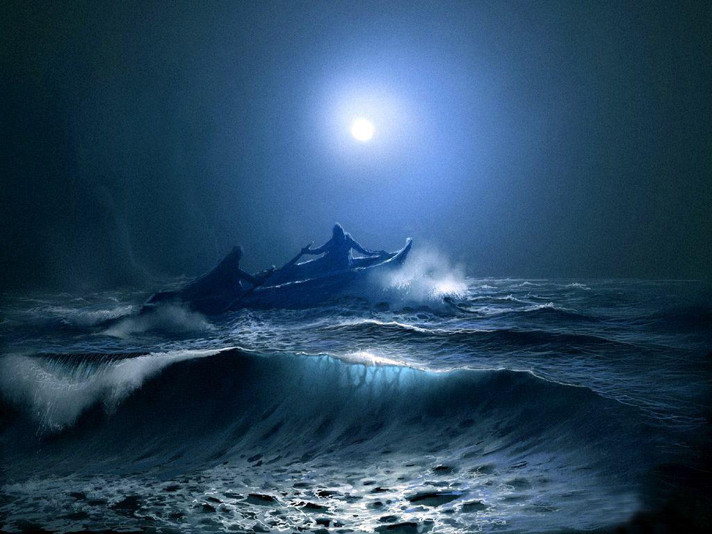 Картинки бушующее море