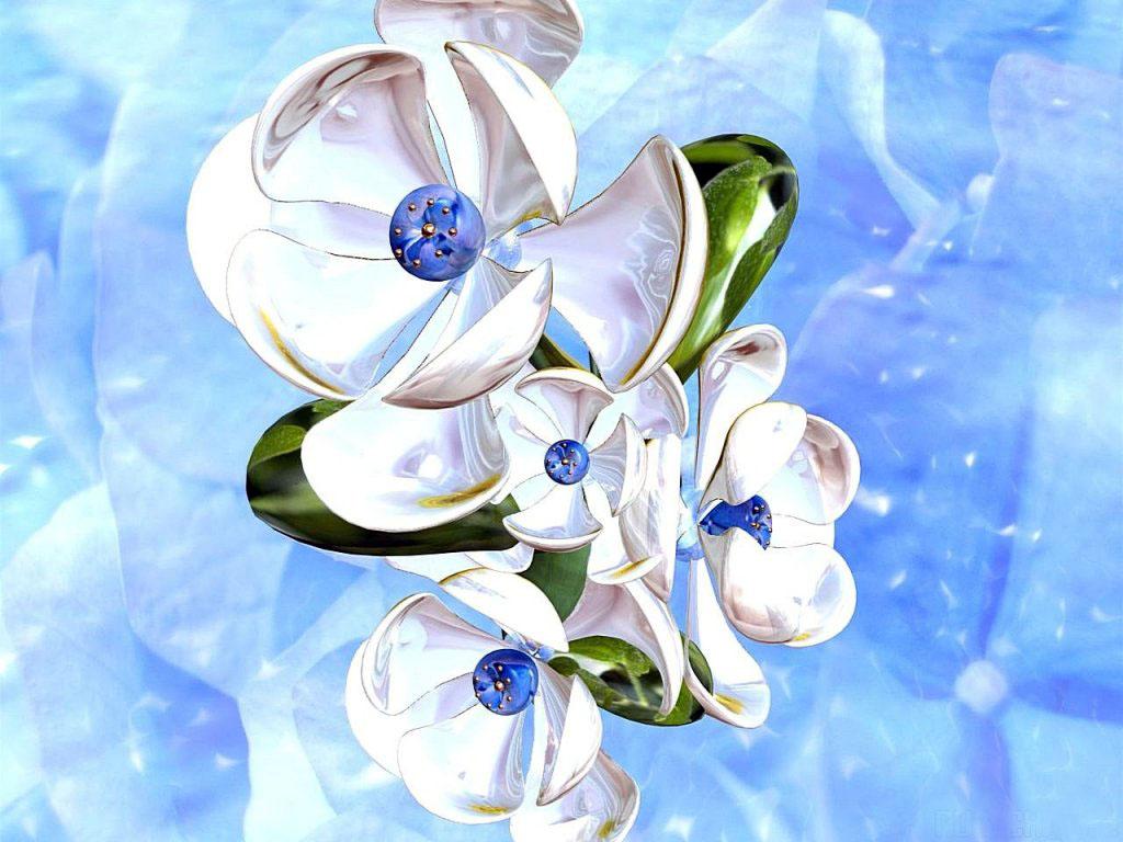 Картинки цветы красивые нарисованные карандашом 2