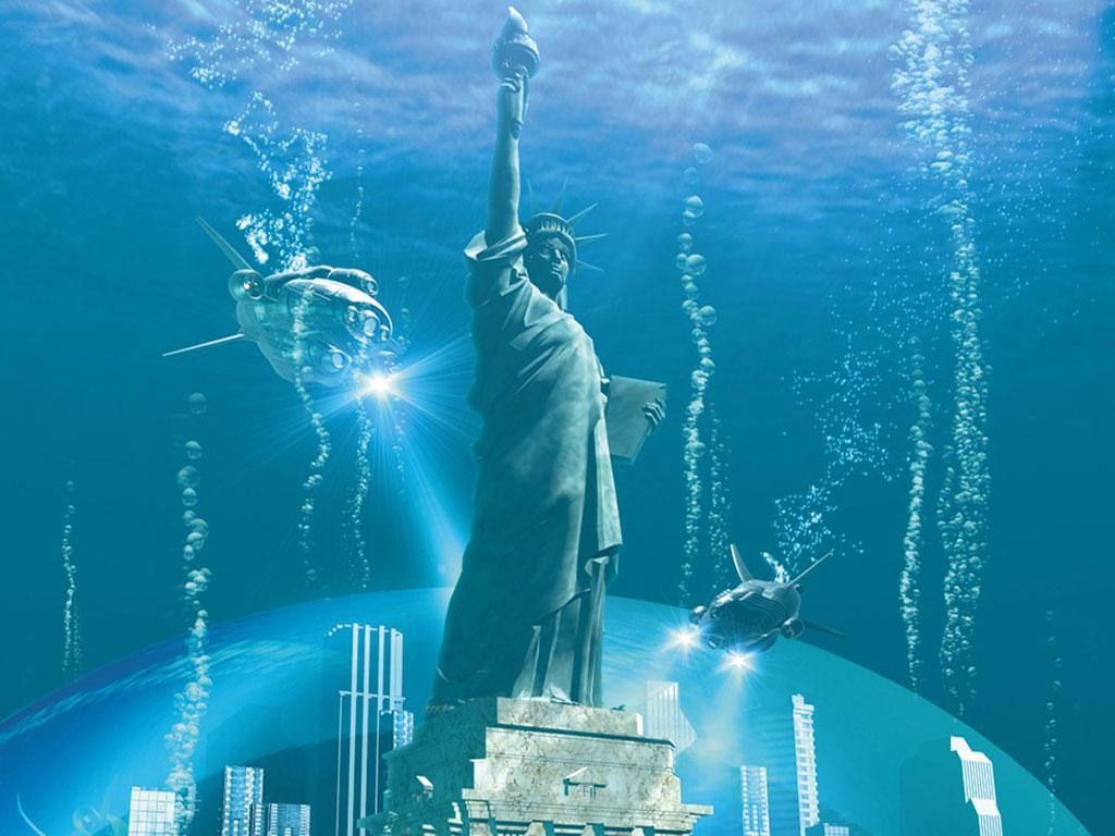Картинка new york 3d картинки и оформление